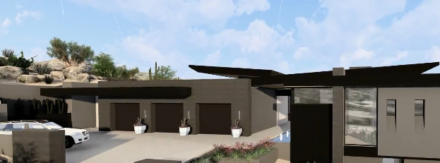Lot 42, Village of Sunset Canyon, Desert Mountain